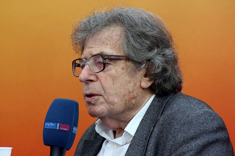 György Konrád auf der Leipziger Buchmesser 2013 (Autor: Leserkreis, März 2013, CCO)